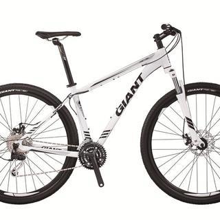Giant Bicycle - REVEL 29ER 1 XS 14 MATT WHITE SILVER