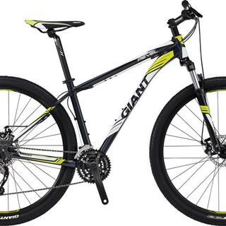 Giant Bicycle - REVEL 29ER 2 BLACK/LIME GREEN