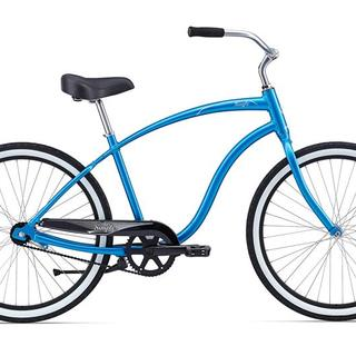 Giant Bicycle - SIMPLE SINGLE ONE SIZE BLUE