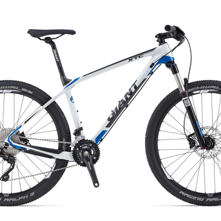 Giant Bicycle - XTC SLR 27.5 2 M WHITE/BLUE