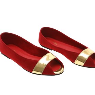 Terry Women's Shoes Lorie (Red)