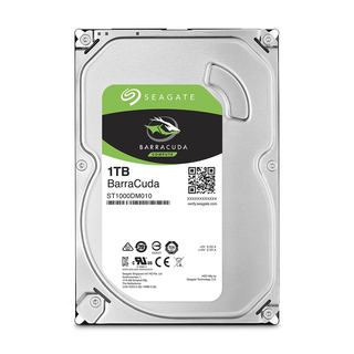 Seagate Barracuda 1TB Internal Hard Disk Drive (ST1000DM010)