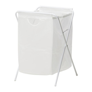 IKEA JÄLL Laundry Bag (White)