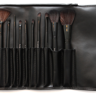 Beauty Tools Make-up Brush 12Pcs Set (Black)