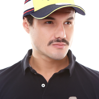 Ducati Racing Cap (Yellow and Blue)
