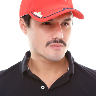 JL Golf Cap (Red)