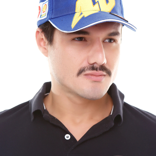 Racing Cap (Royal Blue)