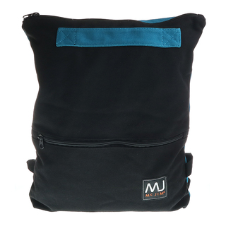 MJ BY MCJIM NAPSACK BAG BGF15-CVBKPK-01 (BLACK)