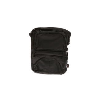 MJ BY MCJIM MULTI-FUNCTION SLING BAG BGF16-SKF-01 (BLACK)
