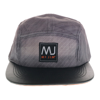 MJ BY MCJIM PRINTED CAP CPF11-LVPR-05 (GRAY)