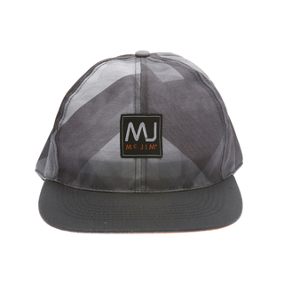 MJ BY MCJIM PRINTED CAP CPF12-LVPR-05 (GRAY)