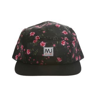 MJ BY MCJIM PRINTED CAP CPLF13-TVPR-01 (BLACK)
