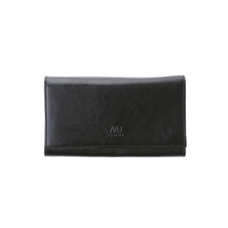 MJ BY MCJIM LADIES WALLET W/ COINPURSE SPL01-3328 (BLACK)