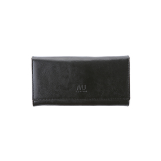 MJ BY MCJIM LADIES WALLET W/ COINPURSE SPL01-1680155 (BLACK)