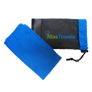 Atlas Towels Sports Towel - Blue