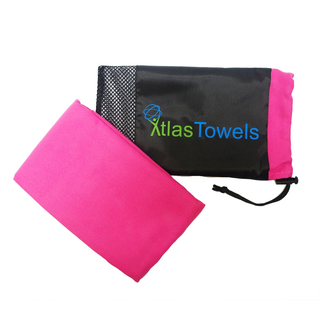 Atlas Towels Sports Towel - Pink