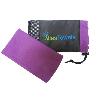 Atlas Towels Sports Towel - Purple