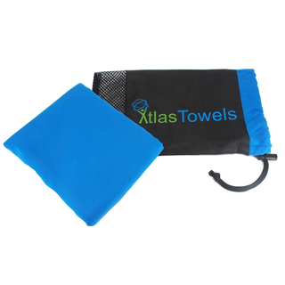 Atlas Towels Bath Towel - Blue
