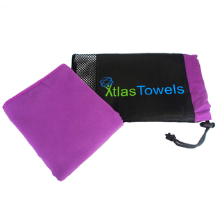Atlas Towels Bath Towel - Purple