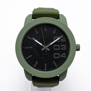 VALENTINO MEN'S ANALOG WATCH 20121751-GREEN