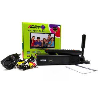 Icon ISDB-T Digital TV Box and USB Media Player