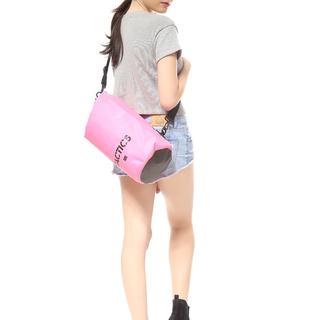 Tactics Waterproof Dry Bag 10L (Pink)
