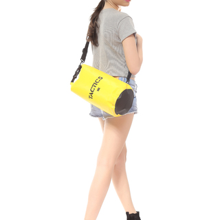 Tactics Waterproof Dry Bag 10L (Yellow)