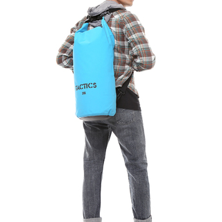 Tactics Waterproof Dry Bag 10L (Sky Blue)