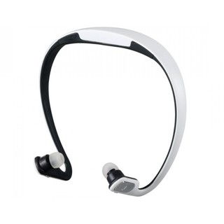 Stereo Sports Bluetooth Headset - White