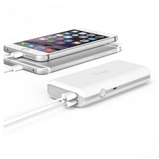 YOOBAO 10000 mAh M10 Pro Portable Power Bank - White-Gray