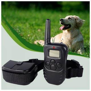 Rechargeable and Waterproof Training Collar for 1 Dog