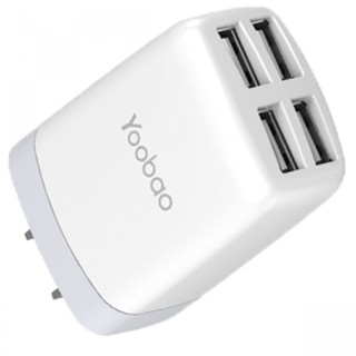 Yoobao 4 Port USB Charger