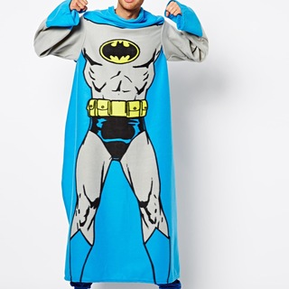 Blanket with Sleeves Super Hero