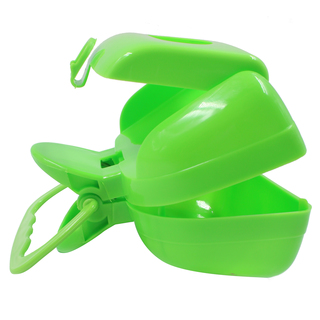 Petpals Dog Waste Poop Scooper (Green)