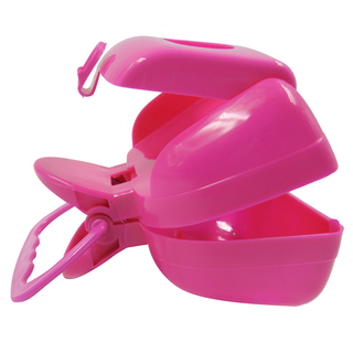 Petpals Dog Waste Poop Scooper (Pink)