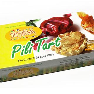 Sitsirya Camarines Norte Pili Tart 24s (4806526700686)