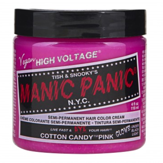 Manic Panic Classic Cotton Candy Pink 4 fl.oz. (118 ml) (MPC-CCP)