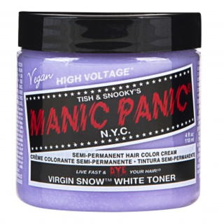 Manic Panic Classic Virgin Snow 4 fl.oz. (118 ml) (MPC-VS)