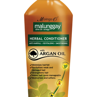 Moringa- O2  Malunggay Herbal Conditioner with Argan Oil (200 ml)