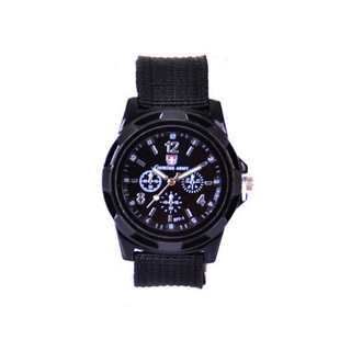 Genius Army Military Watch - Black