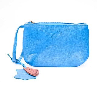 Our Tribe Women's Leather Pouch -Pouch X