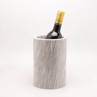Marmol Stonework Marble Wine Cooler (or Kitchen Utensils Holder or Vase) MWCOOL-GR