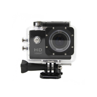 5MP Camera 1080P Video Camera Waterproof Sports Camera with 1.5 Inch LCD Monitor