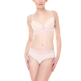 Barbizon Almond Bra (Mocha - 8881)