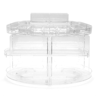 Glam Caddy Rotating Organizer (White) White WH00003710