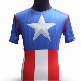 Cool Captain America T-Shirt