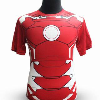 Cool Ironman Red/White T-Shirt