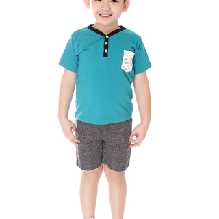 BASICS FOR KIDS SHORT - BLACK (B502198-B502208)