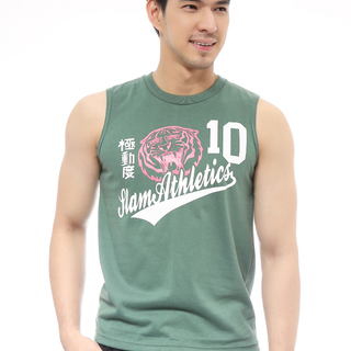 Slam Athletics 10 Muscle Shirt
