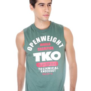 Tko Openweight World Champ Muscle Shirt